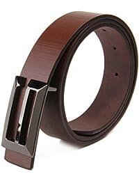 SAMGU Nouveaux Belt hommes ceintures en cuir de la mode vestimentaire décontracté ceinture Casual