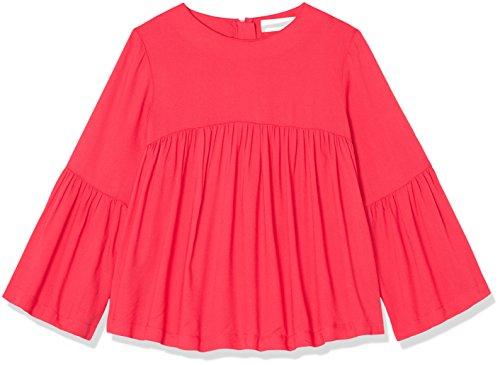 RED WAGON Mädchen Bluse, Rosa (Virtual Pink), 152 (Herstellergröße: 12 Jahre)