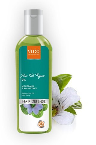 VLCC Hair Fall Repair Oil, 100ml  available at amazon for Rs.125