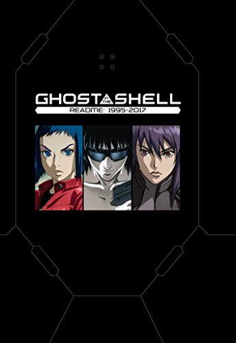Ghost In The Shell Readme: 1995-2017 por Shirow Masamune