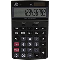 5 Star KC-DX130 Calcolatrice da Tavolo 418 -  Confronta prezzi e modelli