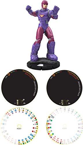 Held Clix - X-Men Alpha Class Sentinel Scenario Pack