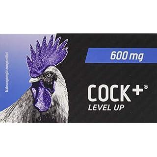 COCK+ LEVEL UP - für Männer - Performance, Liebeskraft und ein erfülltes Liebesleben - Neues Design