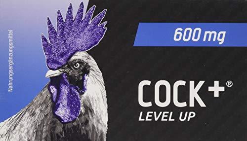 COCK+ LEVEL UP - für Männer - Performance, Liebeskraft und ein erfülltes Liebesleben