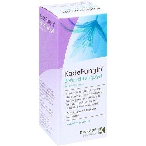 KadeFungin Befeuchtungsgel mit Hyalurons�ure, 30 ml