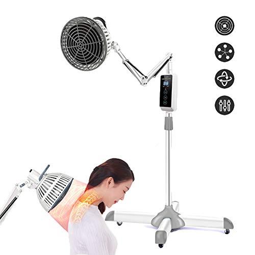 ZYJFP Physiotherapie Lampe, Fernes Infrarot Elektromagnetisch Welle Intelligent Berühren Medizinisches TDP Behandlungsinstrument Mit Riemenscheibe -
