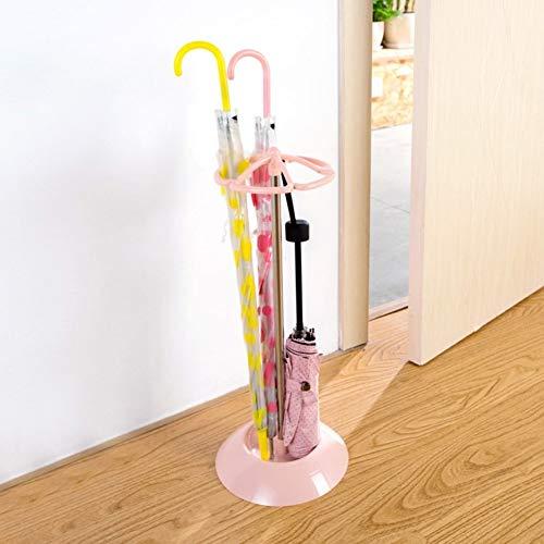 Libre Debout Parasol Support Rack,Porte-Parapluie Court Long Bâtonnets De Parapluies Acier Inoxydable Plastique Porte-Parapluie Soleil Style