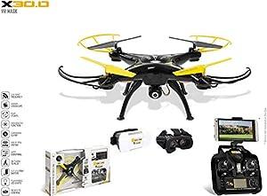 Mondo Drone x30.0Ultradrone, 63559, Negro y Amarillo