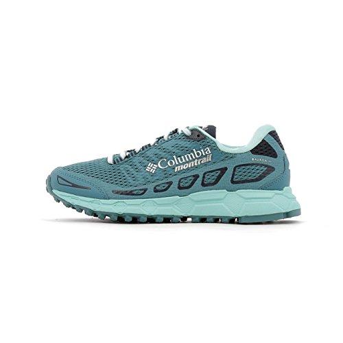 Columbia Bajada III Low Shoe Womens Cloudburst/Lux Schuhgröße 40 2017 Schuhe