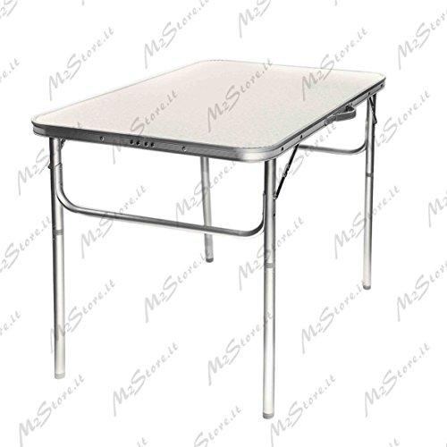 Table pique-nique aluminium cm.75 x 55 x H59