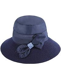 Cappello da sole da donna Cappello - Protezione solare da sole Cappello da  sole Protezione UV da esterno Cappello da spiaggia da… d7dcb52d95a1