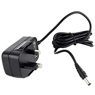 MyVolts UK power lead 9V plug compatible with Casio PSU part AD-E95100L
