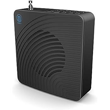 chesterton dab dab digital fm portable radio alarm clock rechargeable battery mains. Black Bedroom Furniture Sets. Home Design Ideas