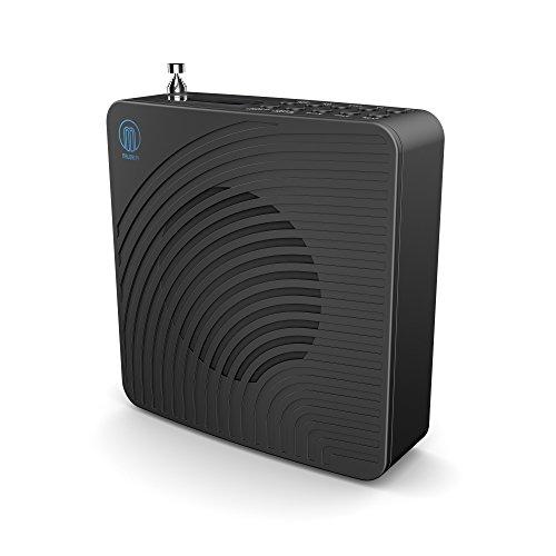 chesterton-dab-digital-fm-portable-radio-alarm-clock-rechargeable-battery-mains-powered-black