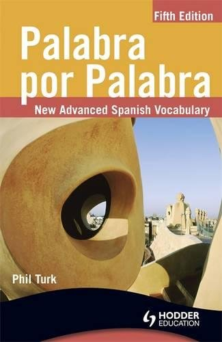 Palabra por Palabra Fifth Edition por Phil Turk