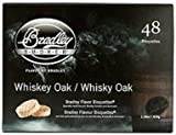 Bradley Smoker Whisky Oak Flavoured Bisquettes