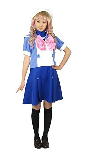 Sheryl Nome Kostüm - Sheryl Nome Cosplay Costume Bisei school uniform size M Macross F (japan import)