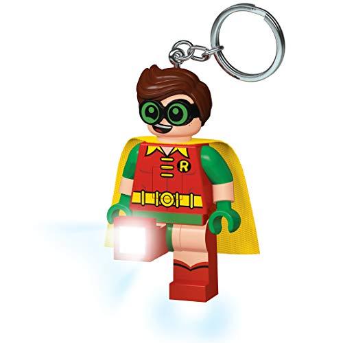 Lego 90079 - Minitaschenlampe Batman Movie, Robin, ca. 7,6 cm (Robin Die Superhelden)