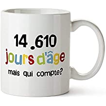 Amazonfr Cadeau Pour Femme 40 Ans