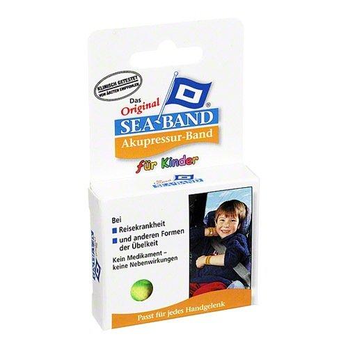 Sea Band Akkupressurband für Kinder Armband, 2 St.