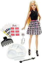 Barbie Mix N Colour
