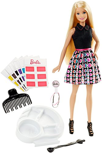 Mattel Barbie DHL90 Haarfarben-Zauber Barbie,