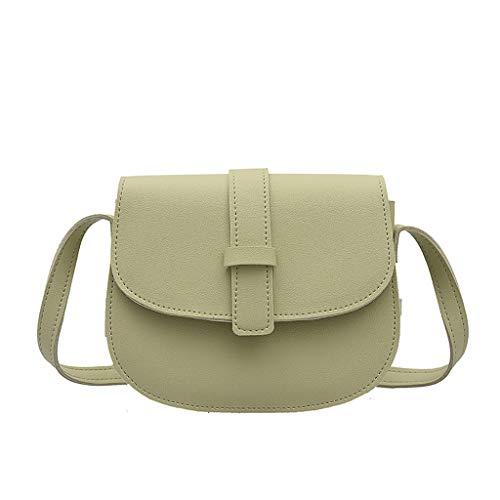 XZDCDJ Crossbody Tasche Damen UmhängeTaschen Daypacks Frauen Wild Messenger Bag Fashion One-Shoulder Kleinen quadratische Tasche -