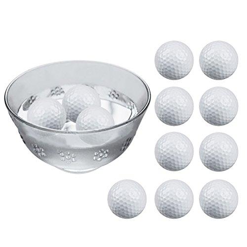 Andux Golf Practice Paquet de balles flottantes de 12 GEFFSQ-01