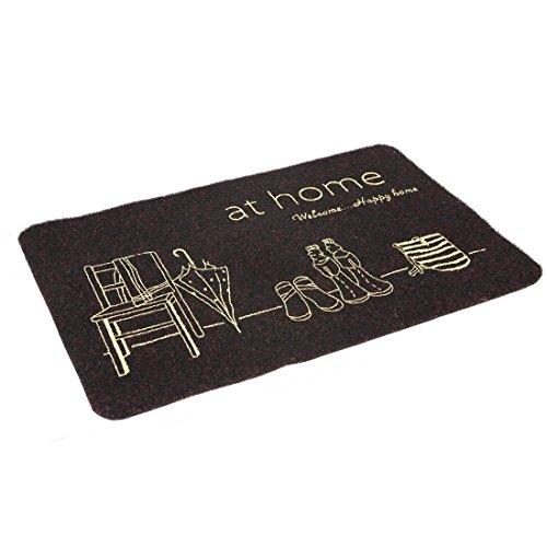 Felpudos de Baño antideslizante antideslizantes felpudos alfombra de