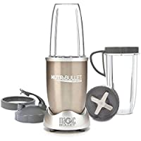Magic Bullet Nutribullet Pro 900 Series 9 Piece Set Nutrition Extractor - Sleek Copper