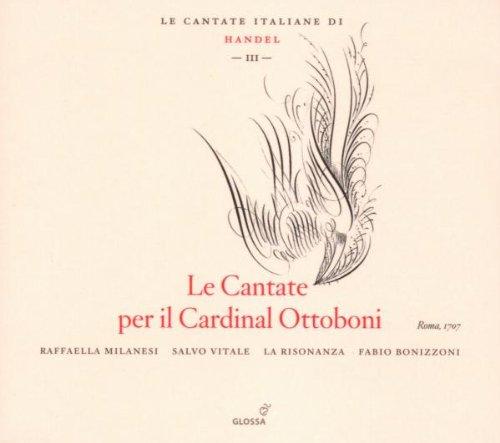 Handel: Le Cantate per il Cardinal Ottoboni