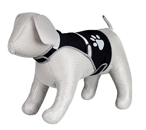Artikelbild: Trixie Flash Sicherheitsweste für Hunde, M: 42–62 cm, schwarz