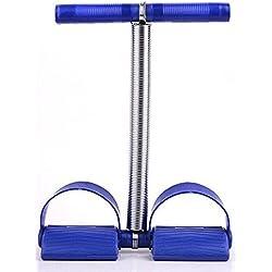 Piernas De Acero Para Muelles De Fitness En Casa Máquina De Ejercicios De Pecho Rally Sit Pedal,Blue