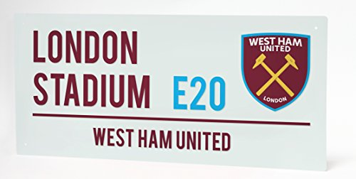 new-official-football-team-metal-street-sign-west-ham-fc