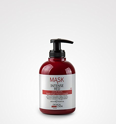 Mask Intense Red 300 ml - Desing Look