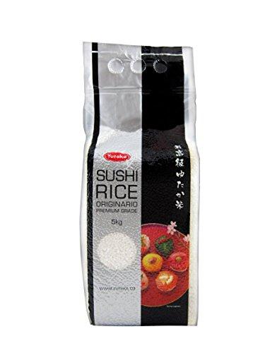 Yutaka Premium Sushi Rice 5 Kg