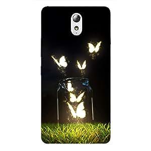 Back cover for Lenovo Vibe P1 Butterfly Jar