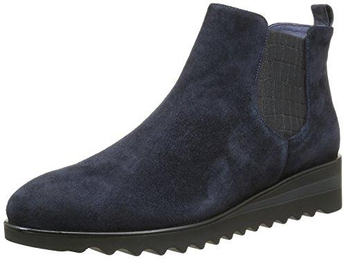 Brax Damen Firenze Chelsea Boots Blau (Marino)