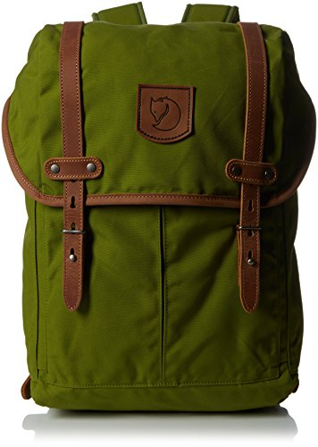 Fjällräven Rucksack No.21 Medium, Meadow Green, 13 x 28 x 44 cm, 20 liters, 24205-602