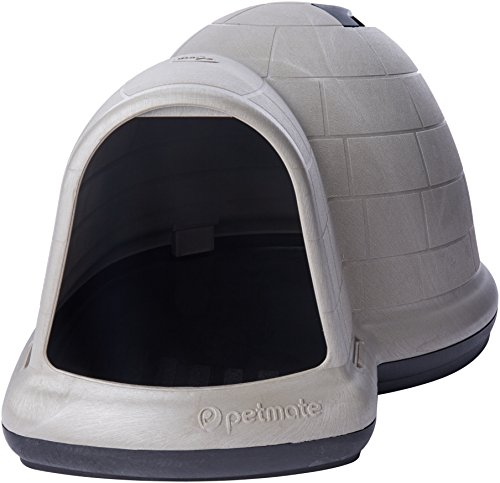 Indigo Igloo Dog Kennel - Extra Large 52 L x 39 W x 30 H inches