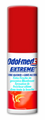 Odol-med 3 Mundspray Extreme, 12 x 15 ml