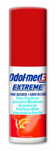 Odol-med 3 Mundspray Extreme, 12 x 15 ml