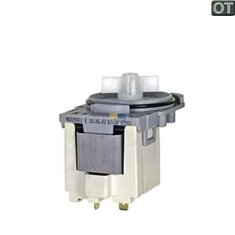 Véritable AEG Machine à laver Pompe de vidange 1326630009 1322082015
