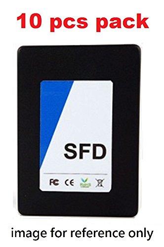 Industrial grade SATA CFAST card, SLC, 4GB, extended wide temperature, 10 pcs