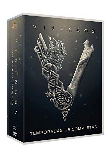 Pack Vikingos - Temporadas 1 a 5 [DVD]