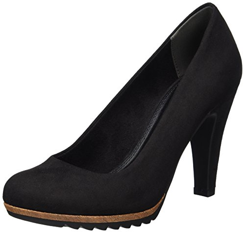 Marco Tozzi Ladies 22412 Pumps Nero (pettine Nero)