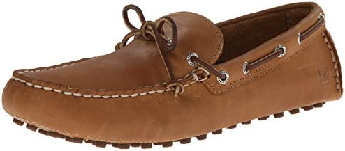Sperry Top-Sider Hombre Hamilton Driver 1 Eye Loafers, Marrón