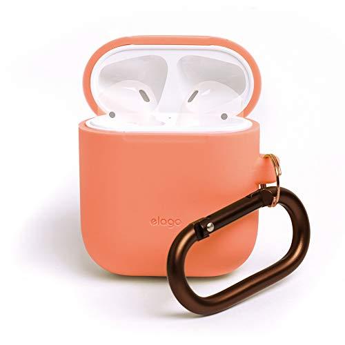 Elago Funda AirPods Silicona Compatible Apple AirPods