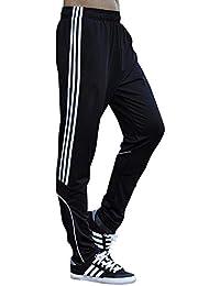 SWISSWELL Homme Pantalon de Sport Jogging Pantalon de Survêtement Homme  Pantalon Gym Slim en Polyester 13e2064a60ad