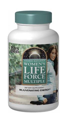 Leistungsstarke Antioxidantien-formel (Source Naturals, Frauen-Life Force Multiple, 180 Tablets)